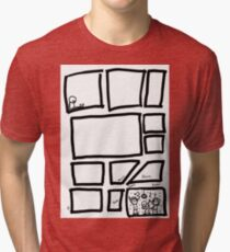 You Are not Invited Tri-blend T-Shirt