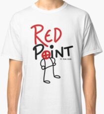 Red Point Logo Classic T-Shirt