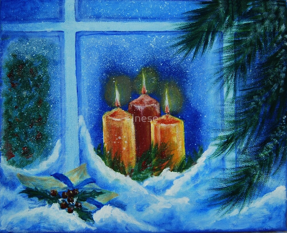 light up the way to your home by Inese