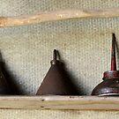 The three oil squirts by Mick Kupresanin