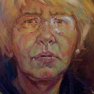Self portrait 2 by Kathylowe