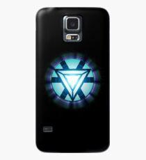 Künstliches Herz Hülle & Klebefolie für Samsung Galaxy