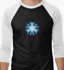 Artificial Heart Men's Baseball ¾ T-Shirt