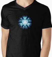 Artificial Heart Men's V-Neck T-Shirt