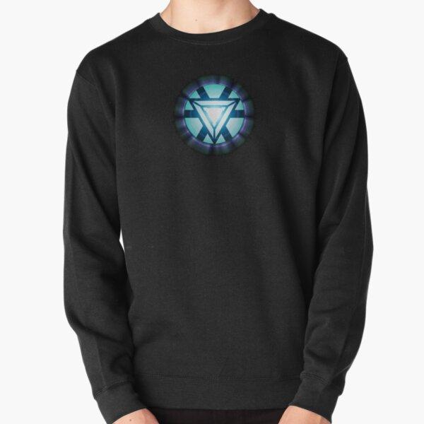 Artificial Heart Pullover Sweatshirt