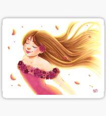 Breeze Glossy Sticker