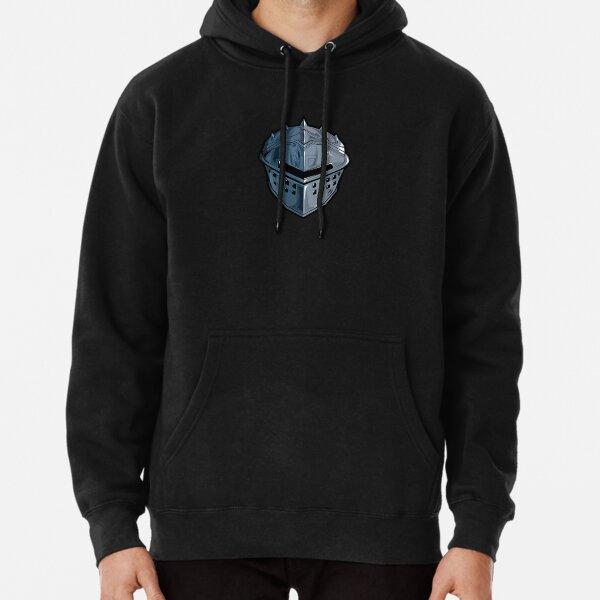 Metal Visage Pullover Hoodie