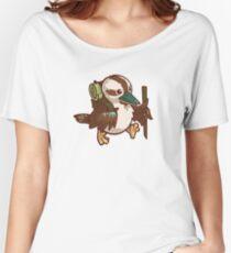 A Walk Women's Relaxed Fit T-Shirt