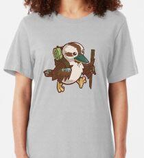 A Walk Slim Fit T-Shirt