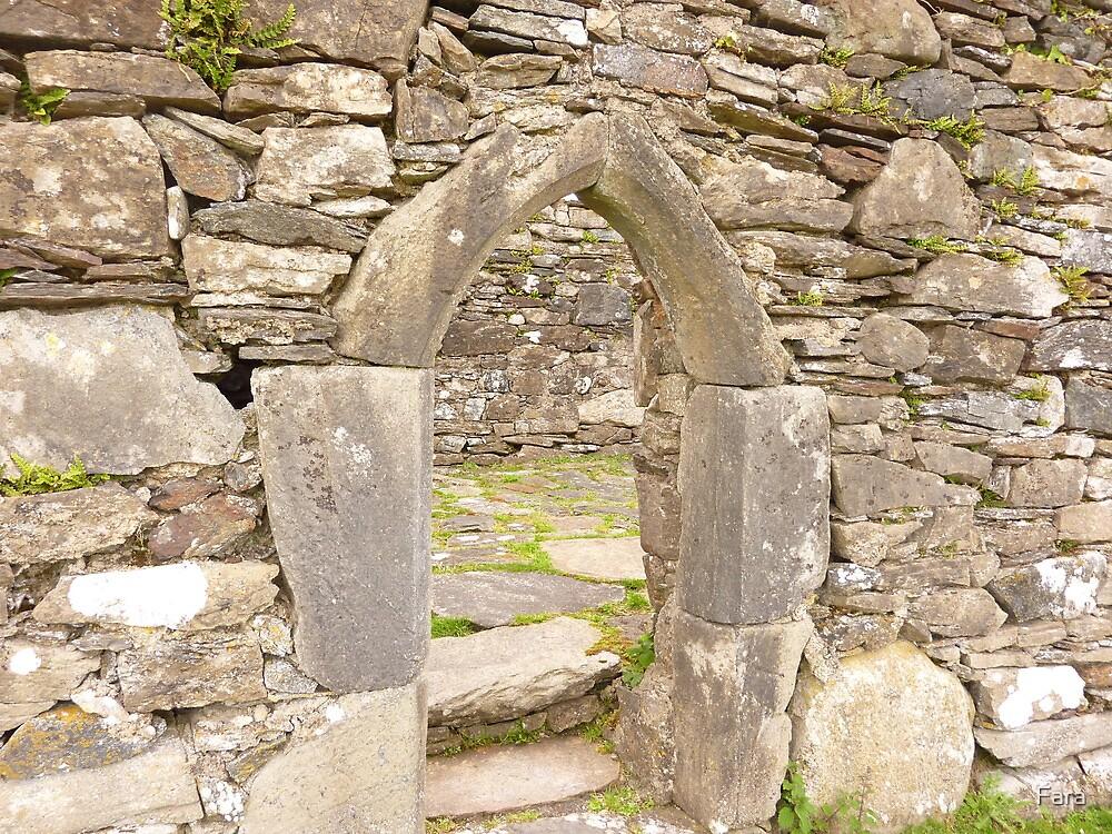Irish Arch by Fara