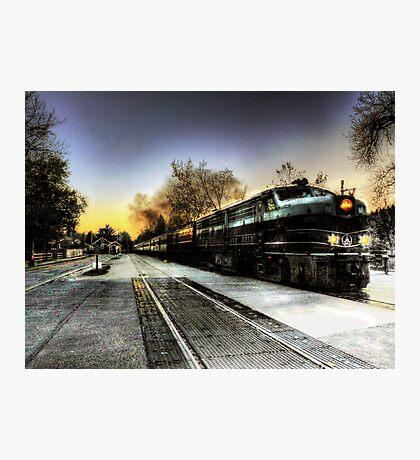 Mystery Train  Photographic Print