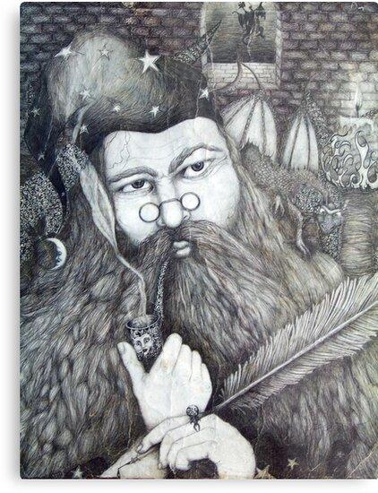 Wizardry by nikkirenner