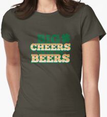 BIG CHEERS FOR ALL THE BEERS! IRISH beer shop design T-Shirt