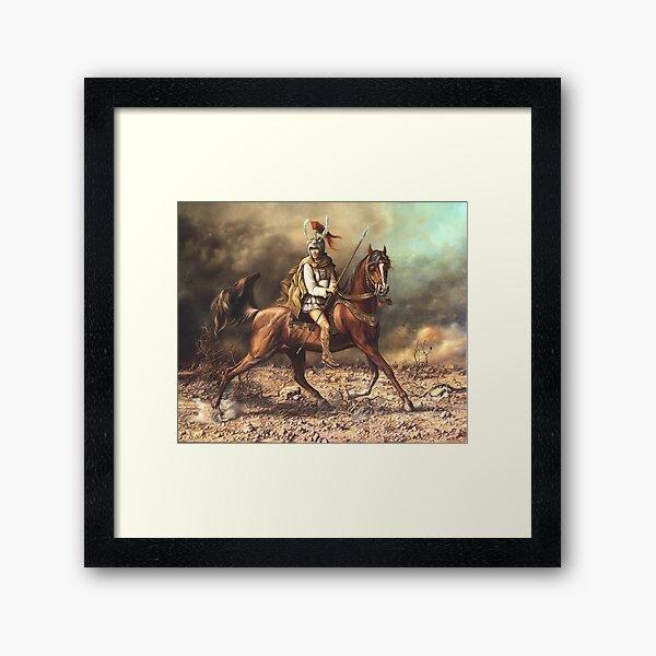 ALEXANDER THE GREAT Framed Art Print