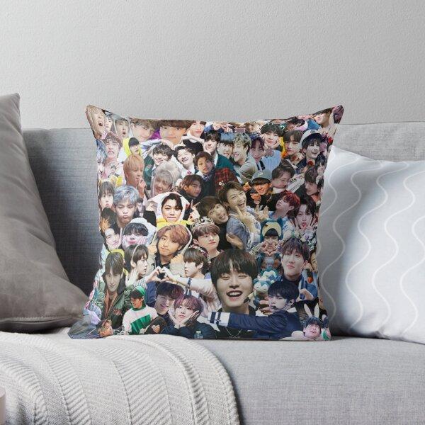 Stray Kids  Throw Pillow