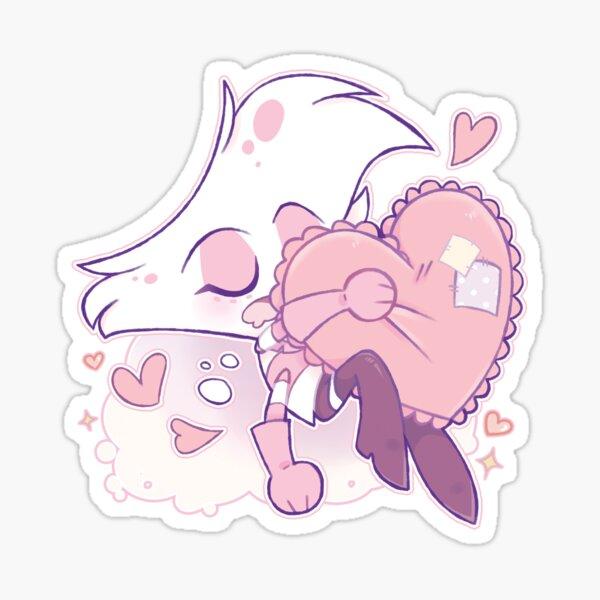 【 OYASUMI 】Angel Dust Sticker
