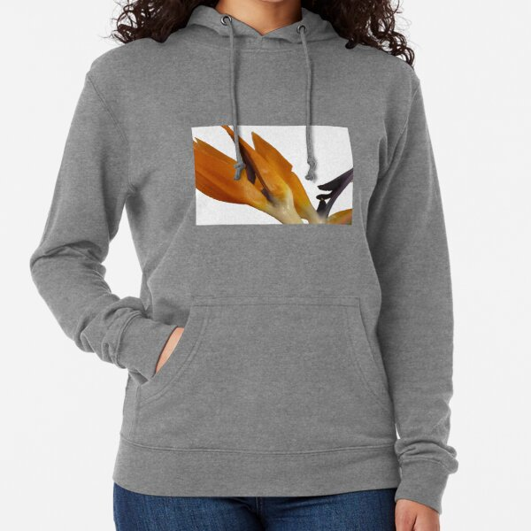 Bird of Paradise Macro Lightweight Hoodie
