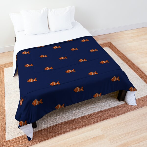 Clownfish Comforter