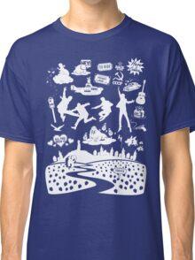 Fab Four Mixtape Classic T-Shirt