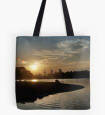 July Sunset Tote Bag