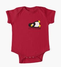 LINUX TUX THE PENGUIN Kids Clothes