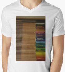 Coloured Crayons DoF T-Shirt