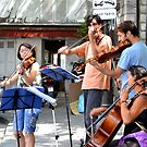 Street Bach by Imagery