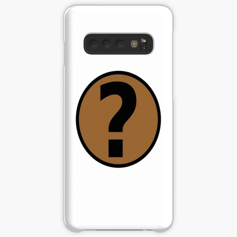PodQuiz Case & Skin for Samsung Galaxy
