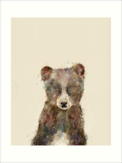 little brown bear by bri-b