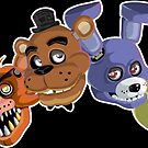 Four from Freddy's by Robert Cross