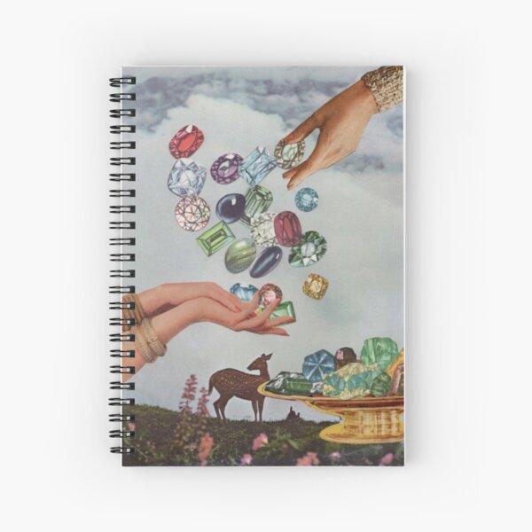 Gemology Spiral Notebook