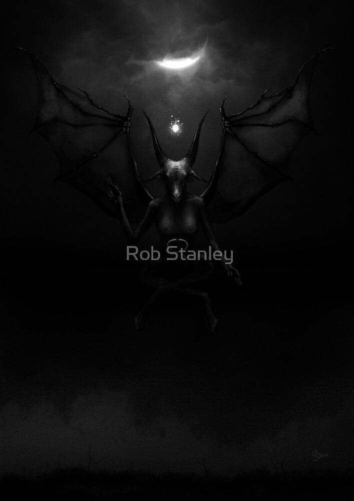 Baphomet by Rob Stanley