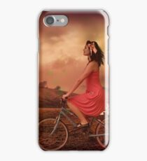 Traveling To Fairy Land iPhone Case/Skin