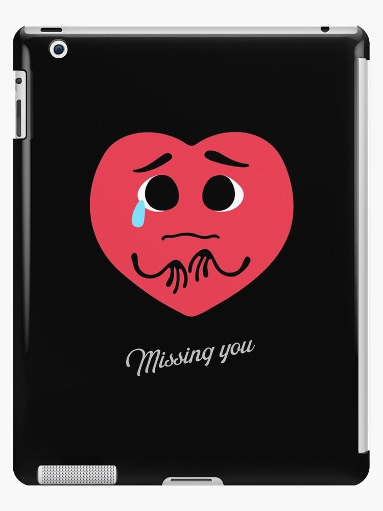 Vermisse liebe dich und Ich vermisse