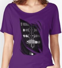 Five Nights at Freddy's Foxy's Endoskeleton, Great for cosplay! Women's Relaxed Fit T-Shirt