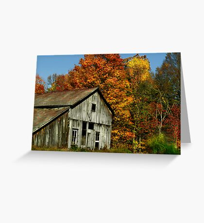 Simply Country Greeting Card