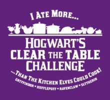 Harry Potter Eating Challenge 1