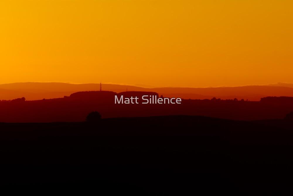Shropshire Sunset by Matt Sillence