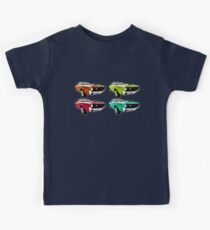 Vintage 1970s psychedelia Muscle Cars  Kids Clothes