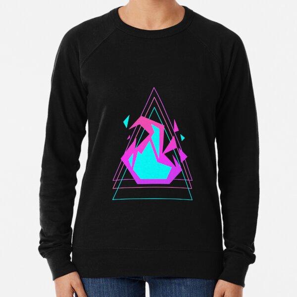 Burnish Flame Lightweight Sweatshirt