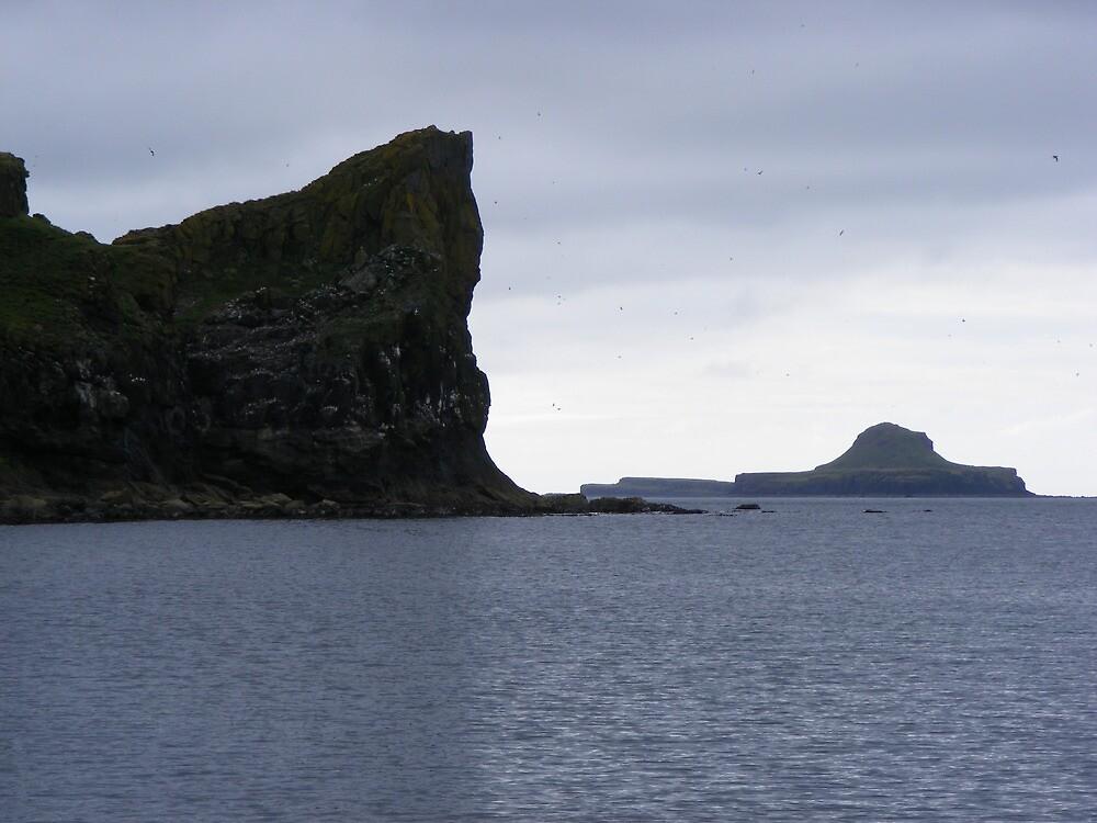 Harp Rock & Dutchman's Cap, Lunga by Jonathan McColl