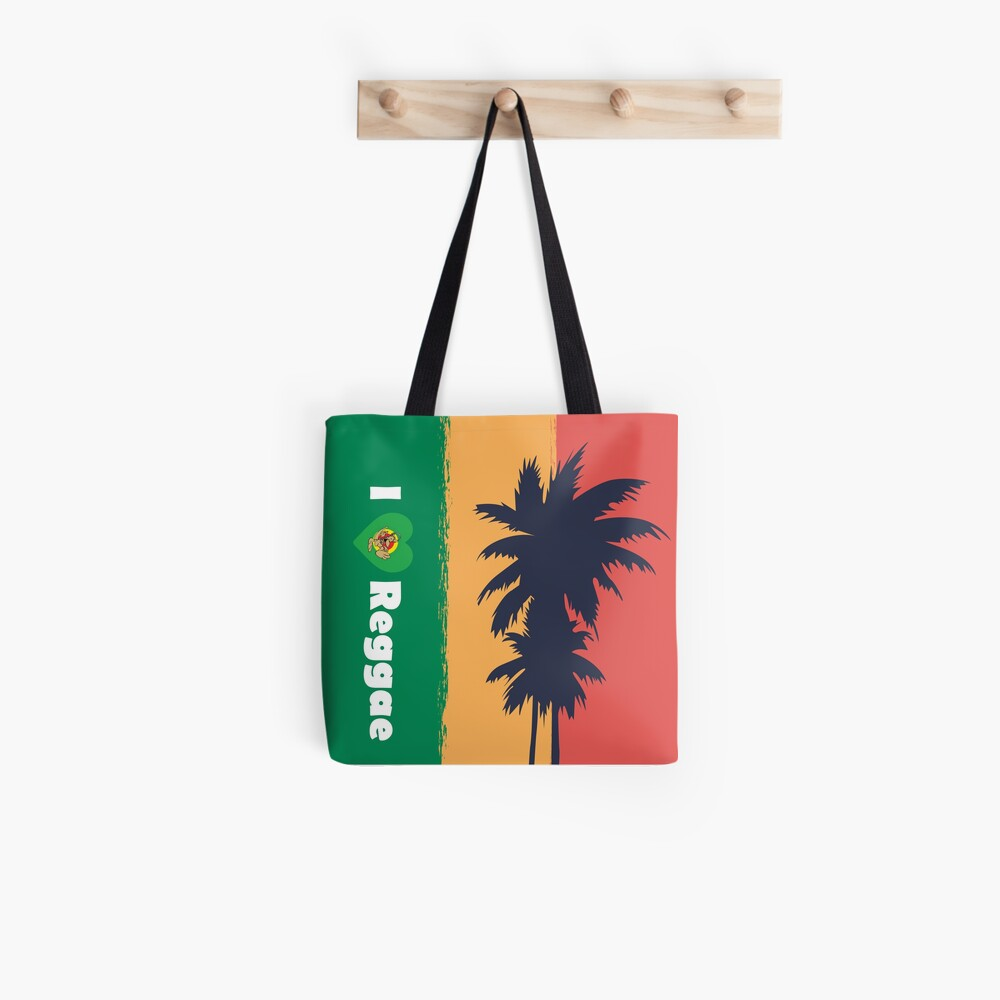 I love Reggae ! Tote Bag