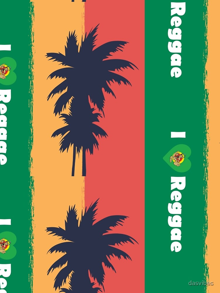 I love Reggae ! by dasvibes