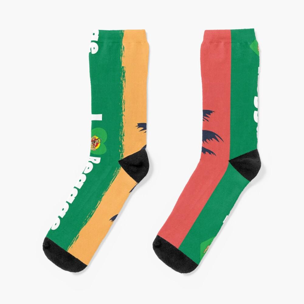 I love Reggae ! Socks