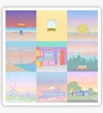 Surfaces Album Art  Sticker