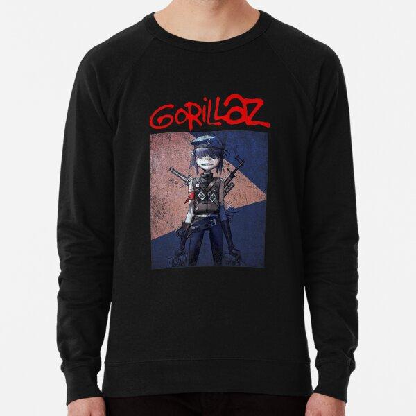 Timothee Chalamet Gorillaz Shirt Lightweight Sweatshirt
