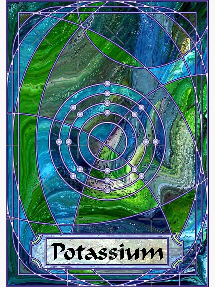 Element 19: Potassium by kerravonsen