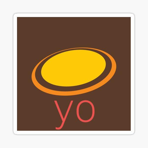 Yo Sticker