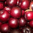 Juicy Plums by Mimmie M. Hunter