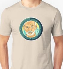 Bill Porthole  - blue Unisex T-Shirt